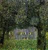 Австрийский деревенский дом  1912, Музей истории искусства, Вена