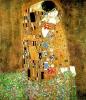 Поцелуй, 1907-1908  Австрийская галерея, Вена