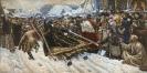 Боярыня Морозова, 1887  Третьяковская галерея, Москва