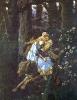 Иван Царевич на сером волке  1889, Третьяковская галерея, Москва