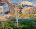 Бретонский пейзаж  1894, Музей д'Орсе, Париж