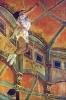 Мисс Лала в цирке Фернандо  1879, Национальная галерея, Лондон