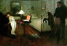 Интерьер  (Изнасилованная), 1869