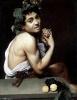 Маленький больной Вакх  1593, Галерея Боргезе, Рим