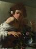Мальчик, укушенный ящерицей, 1594  Национальная галерея, Лондон