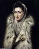 Дама в мехах, 1577-1580  Собрание Стерлинг Максвелл, Глазго