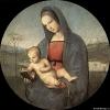 Мадонна Конестабиле, 1502-1504 Эрмитаж, Санкт-Петербург