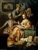 Аллегория музыки, 1626  Рейксмузеум, Амстердам