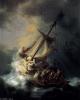Челн Христа во время бури  1633, Музей Изабеллы Гарднер