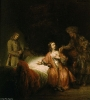 Обвинение Иосифа  1655
