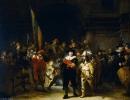 Ночная стража, 1642  Рейксмузеум, Амстердам