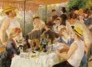 Завтрак гребцов  1881, Галерея Филлипса, Вашингтон