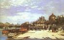 Мост искусств в Париже  1867, Фонд Симона Нортона