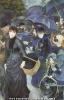 Зонтики, 1881-1886  Национальная галерея, Лондон
